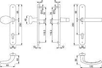 SZYLD HP LIEGE 1540 KG 92/8 36 CZ