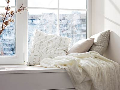 Współczynnik przenikania ciepła okna