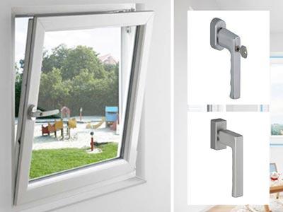 Zabezpieczenia okien chroniące dzieci