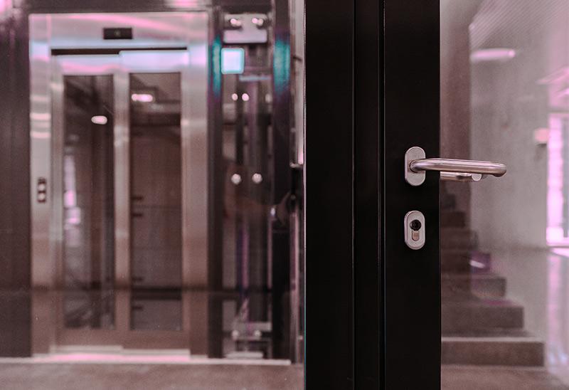 W budynku Archiwum Narodowego w Krakowie zamontowano system kontroli dostępu skłądający się z 138 wkładek.