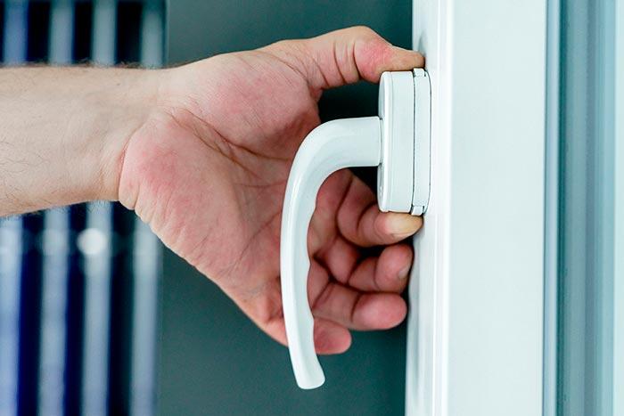 Blokada KISI - zabezpieczenie okien
