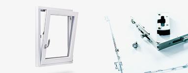 Klamki okienne i inne dodatki do okien