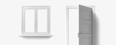 Nowoczesne okucia okienne i drzwiowe